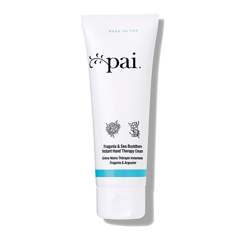 Paiskincare Fragonia & Sea Buckthorn Instant Hand Therapy Cream Tube 2016*