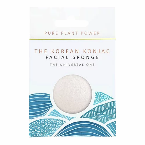 The Elements Water with 100% Pure White Konjac