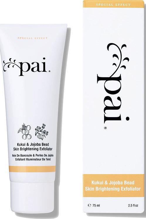 Paiskincare Kukui & Jojoba Bead Skin Brightening Exfoliator**