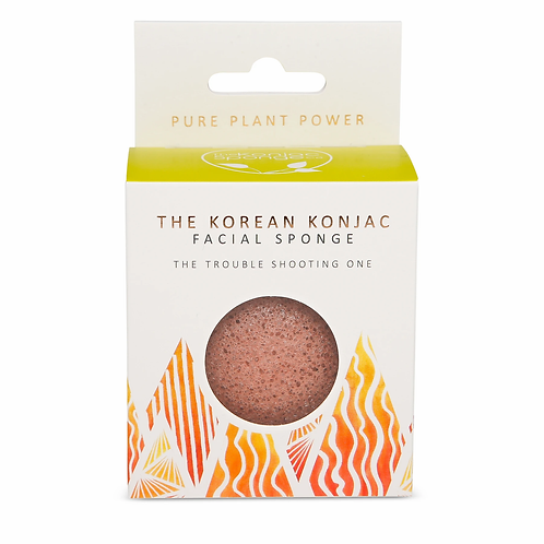 The Elements Fire with Purifying Volcanic Scoria