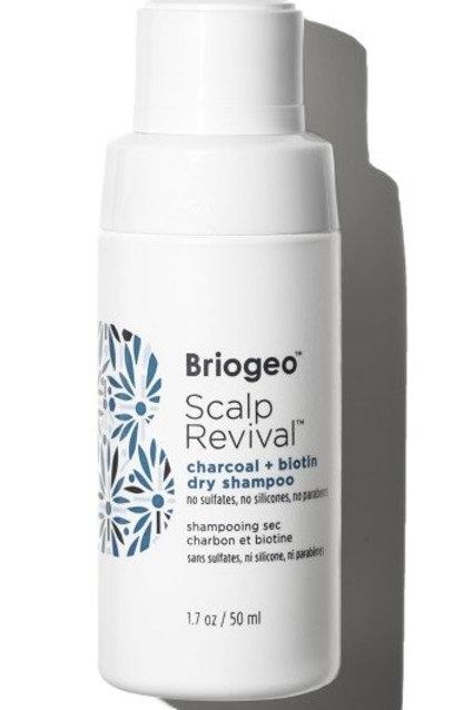 Briogeo Scalp Revival Charcoal + Biotin Dry Shampoo 50 ml