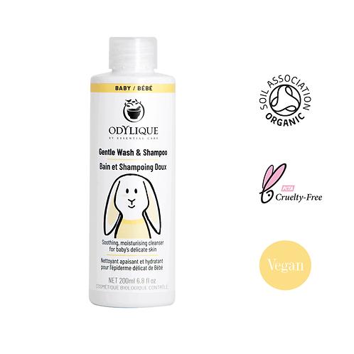 Odylique Baby Gentle Wash & Shampoo