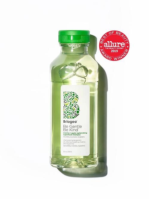 Briogeo Be Gentle, Be Kind™ Matcha + Apple Replenishing Superfood Shampoo 369ml