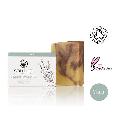 Odylique Lavender Soap Bar 100g