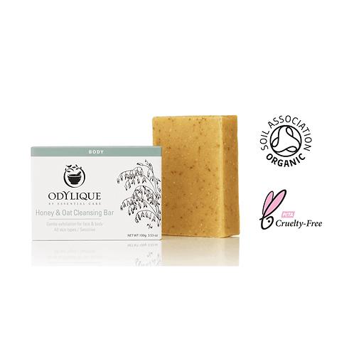 Odylique Honey & Oatmeal Soap Bar
