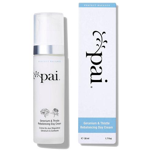 Paiskincare Geranium & Thistle Rebalancing Day Cream*