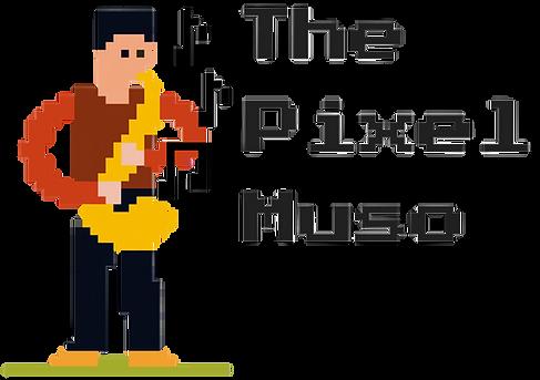 Pixel Muso Logo