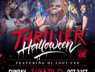 Thriller Halloween
