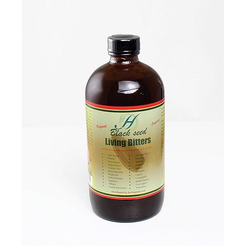 Herboganic Black Seed Bitters