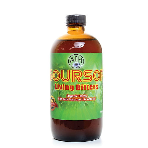 AIH Soursop Living Bitters
