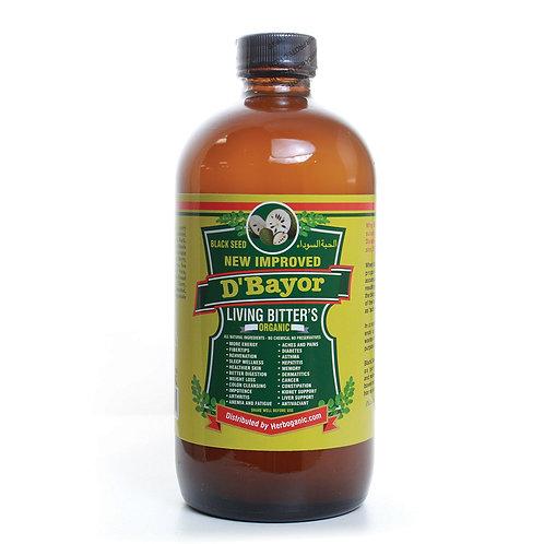 D'Bayor Organic Living Bitters