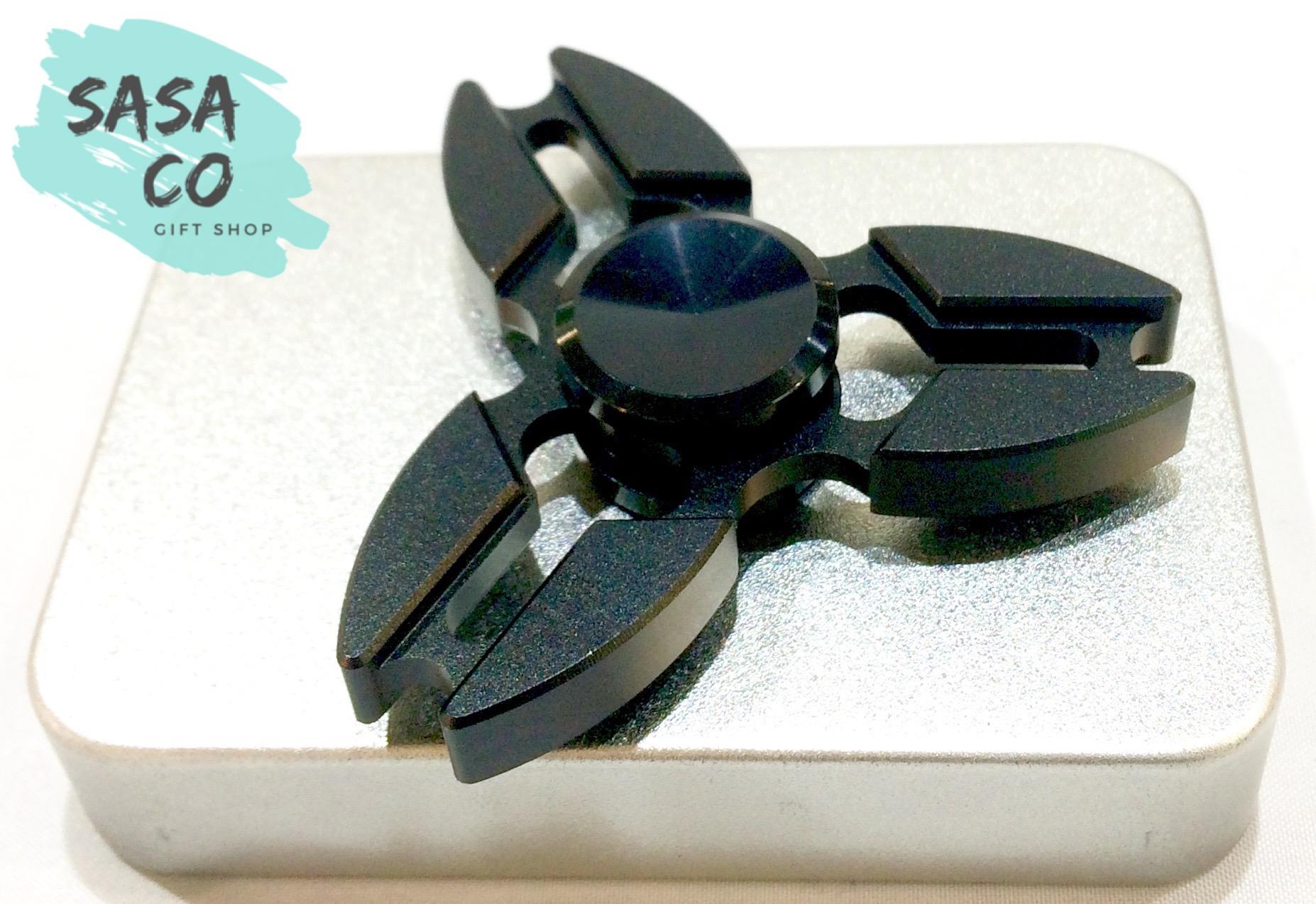Fidget Spinner Tri Metal