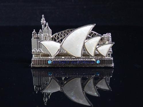 Opera House Sydney Business Card Holder Souvenir Gift Friends Family Clients