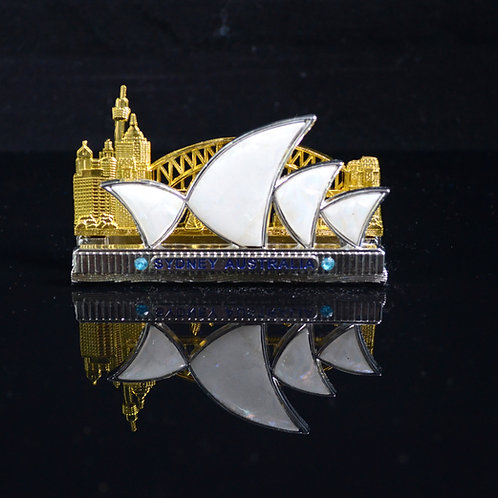 Opera House Sydney Business Card Holder Souvenir Gift Friends Family Cli