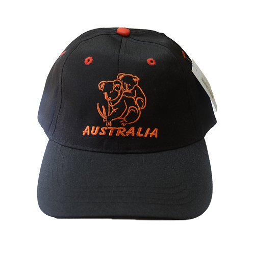 Casual Souvenir Australian Sydney Koala Unisex Hat Cap Mens Womens