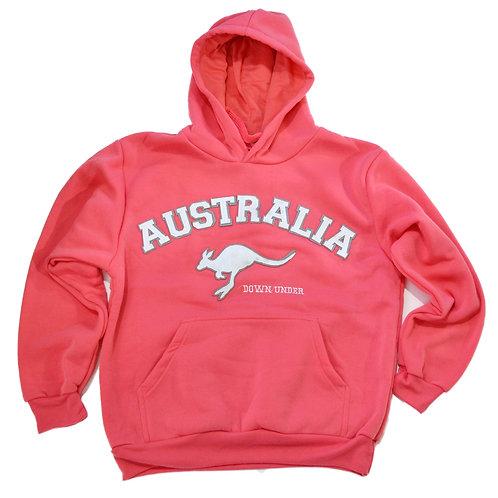 Adult Australia coral  Kangaroo Jumper