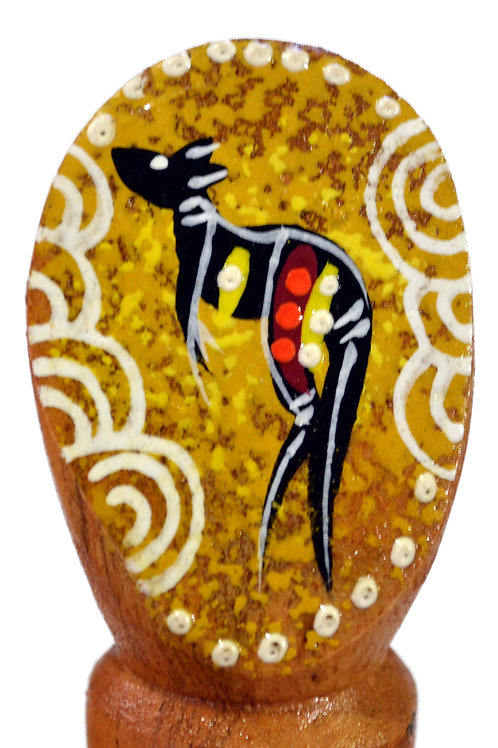 Aboriginal Wine stopper Australian