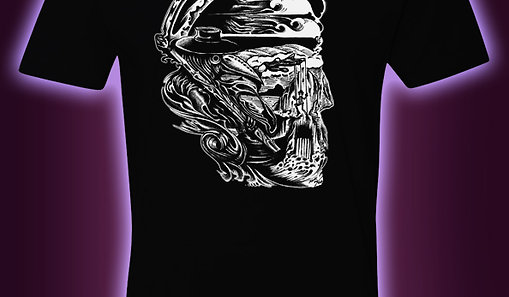 PLAGUE DOCTOR Tee                 by Dave Warshaw