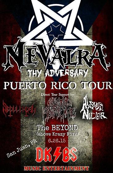 nevalra tour puerto rico