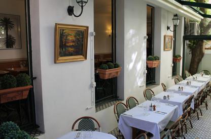 Restaurant Terrasse 13008 Marseille