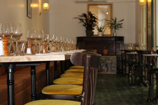"""Le Grand Buffet du """"Gran Café"""" Trattoria à Marseille 13008"""