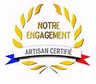 Label Qulité Artisans Réunis | Logoprotégé | Tous droit réervés à la plteforme Artisan Réunis