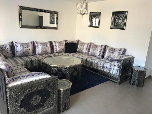 Fabricant de salons marocains | Menuiserie SAIDI | St Lou S ...