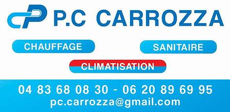 PC CARROZZA   Plombier, chauffage, clima