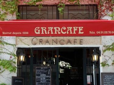Restaurant Le Gran Café, 158 rue Jean Mermoz 13008 Marseille