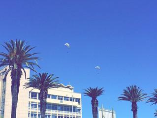 Semesterstart i Cape Town