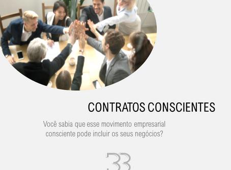 Contratos Conscientes - Movimento empresarial para se conectar aos reais valores