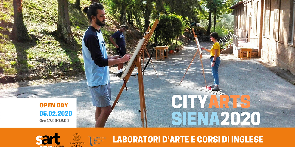 Open day City Arts