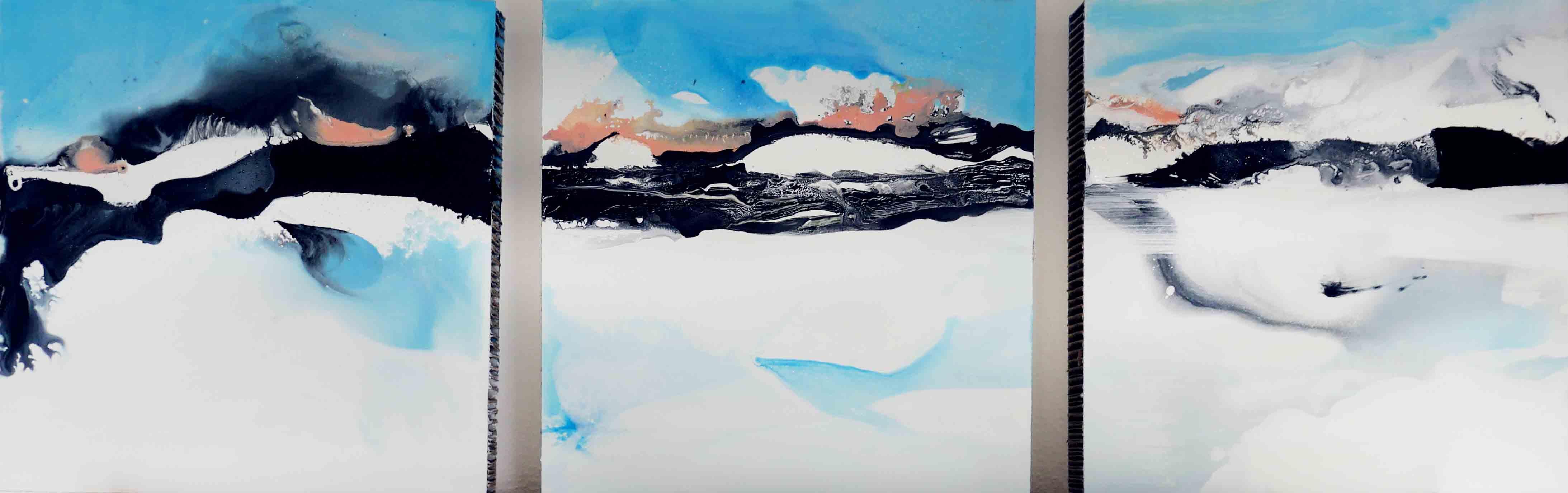 Eislandschaft 2