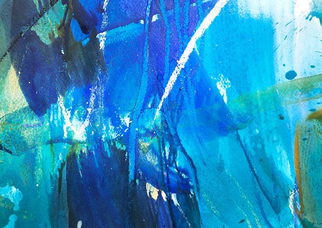 Wasser abstrakt 1
