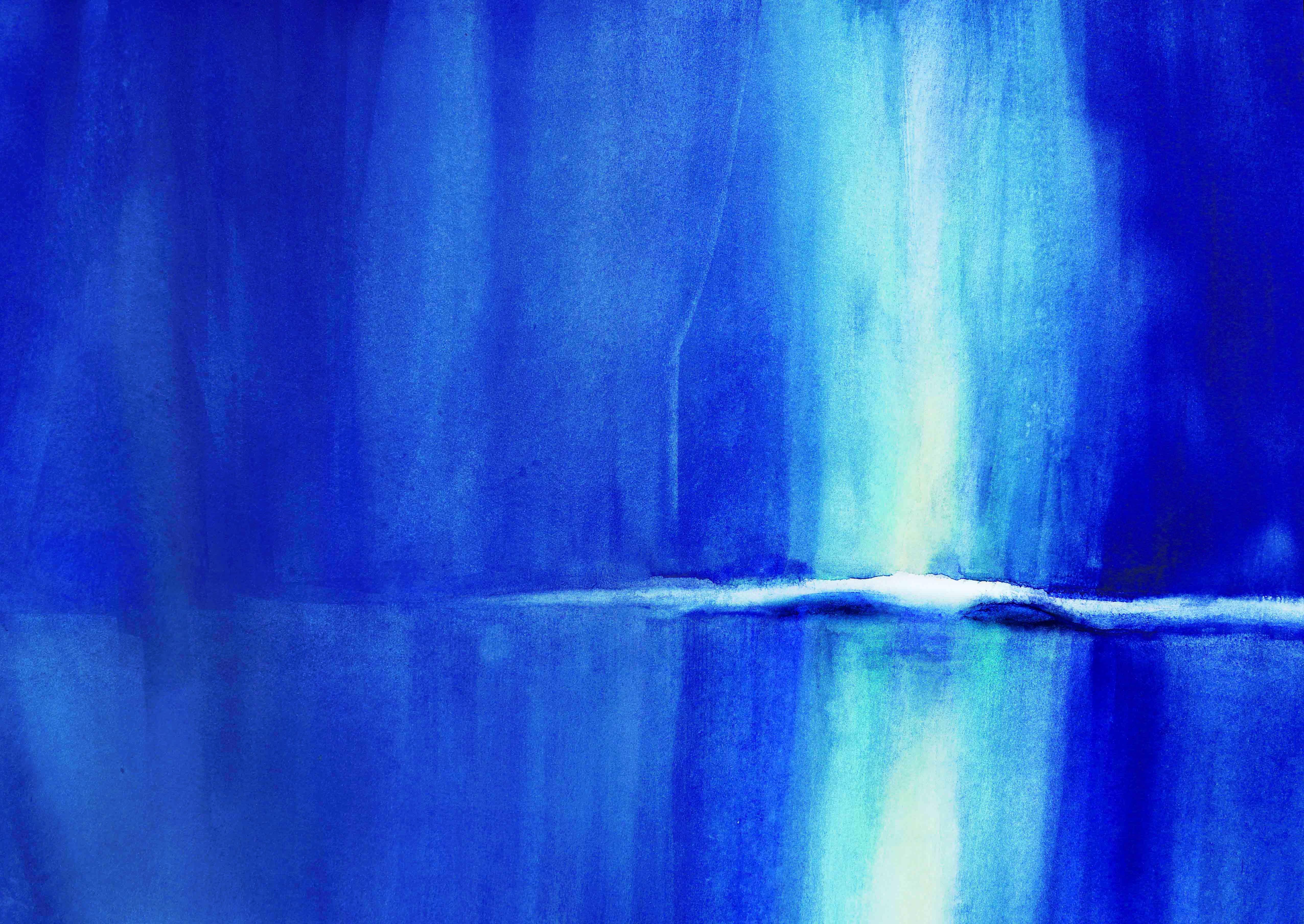 Lichtes Blau
