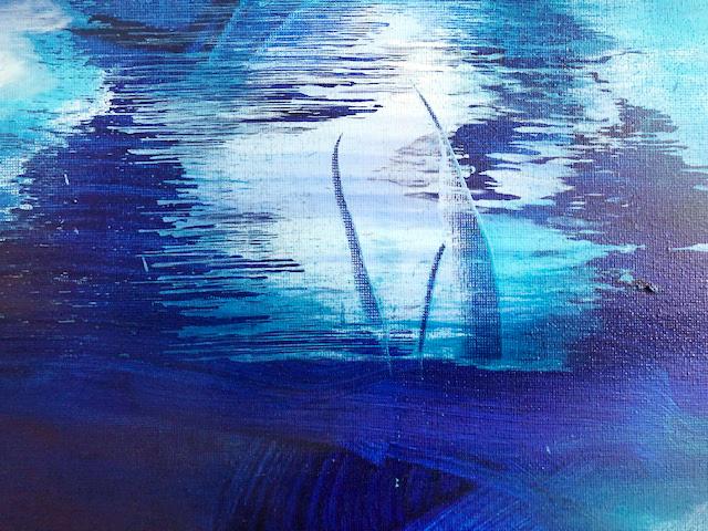 Wasser abstrakt 3