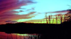 fishing sunset(2)