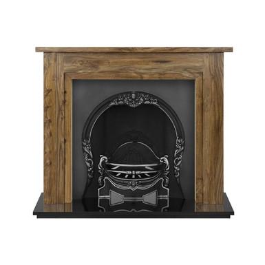 Tiffany Cast Iron Fireplace Insert | Carron
