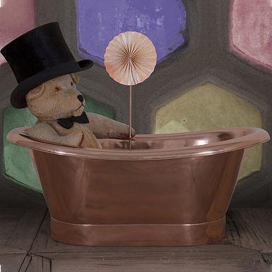 Bambino Copper Bath   Hurlingham