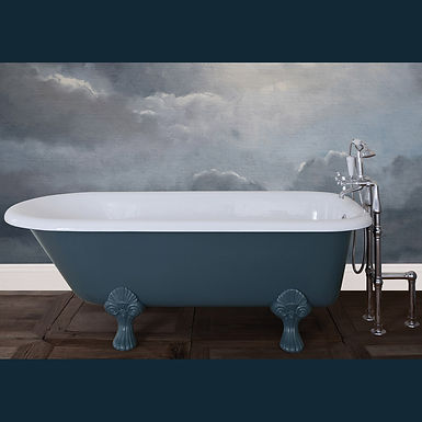 Milton Cast Iron Bath | Hurlingham