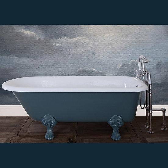 Milton Cast Iron Bath | Hurlingham