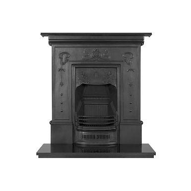 Bella Cast Iron Combination Fireplace | Carron