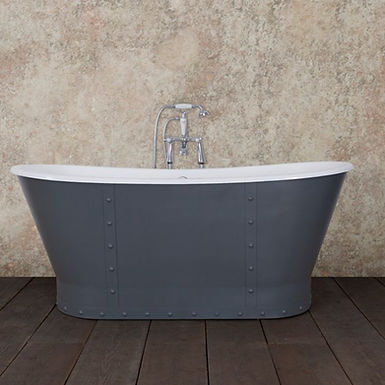 Drayton Cast Iron Bath | Hurlingham