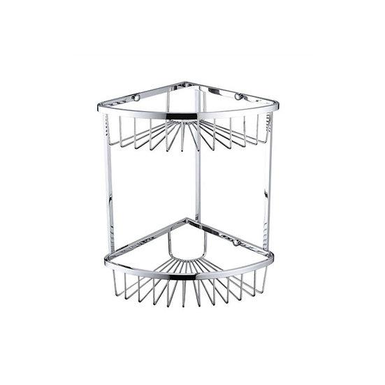 2 Tier Wire Basket   Heritage