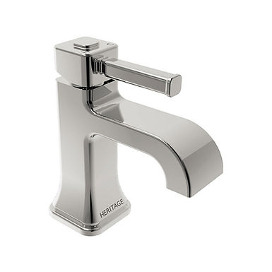 Somersby 1 Taphole Basin Mixer | Heritage