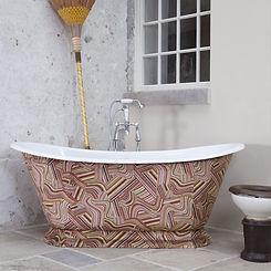 galleon cast iron bath fabric .jpg