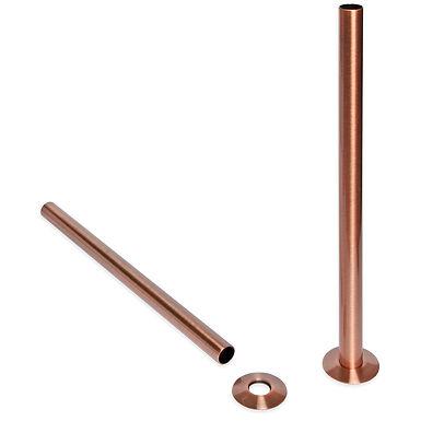 300mm Antique Copper Pipe Shroud | CR