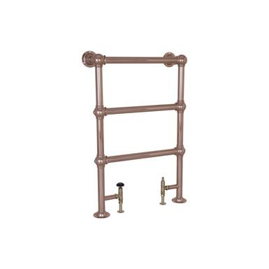 Grandis Copper Towel Warmer   Hurlingham