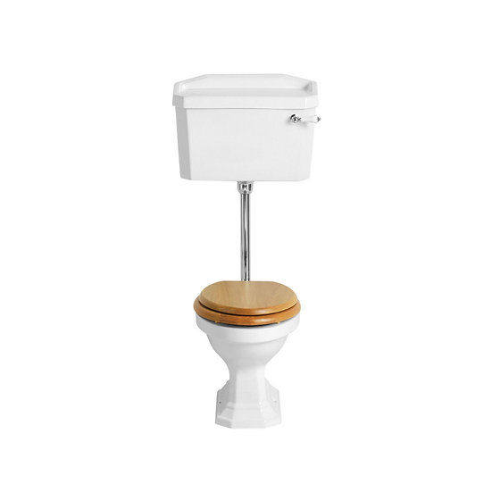 Granley Low Level WC & Cistern | Heritage