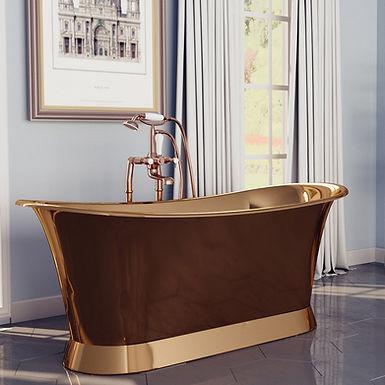 Alverton Copper Bath | Hurlingham